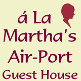 á La Martha's Air-Port Guest House, B&B in Port Elizabeth